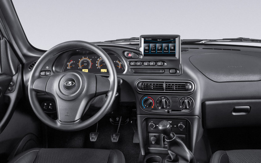 Купить Chevrolet Niva с пробегом: продажа автомобилей Шевроле Нива б/у вКурской области  
